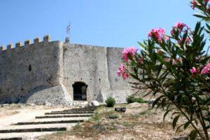Chlemoutsi Castle Kyllini