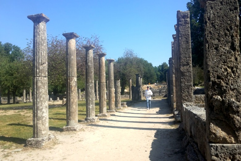 Olympia and Archimedes museum private tours