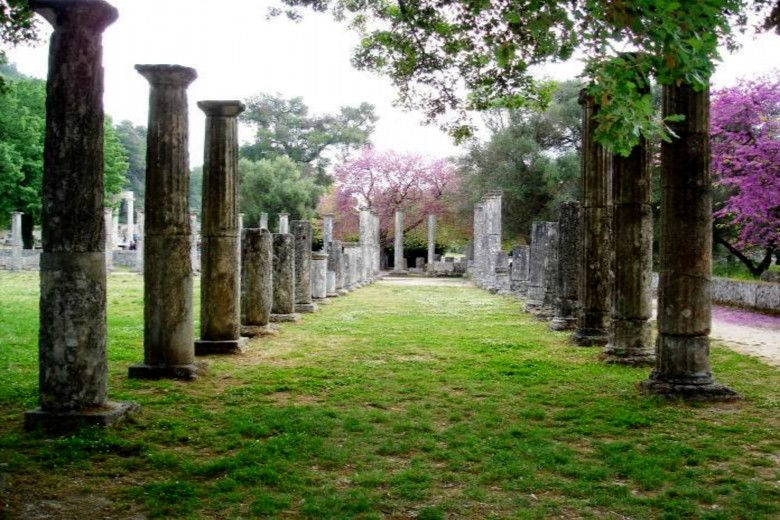 Olympia_archaelogical_site_Greece