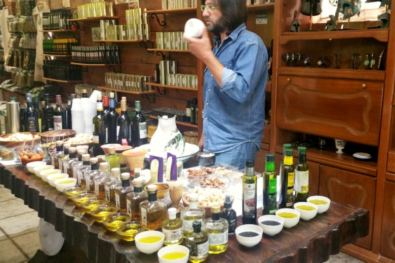 Olympia_olive_oil_tasting joined tours