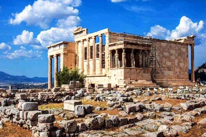 Acropolis_site Athens_private_tours