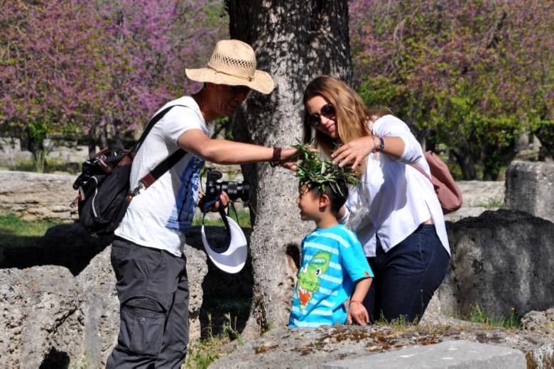 Elena Olympia_tourist_guide_Greece