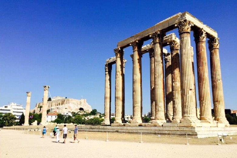 Olympeion Athens_private_tours